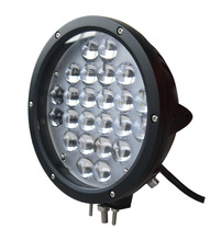 "Super Bright 9"" 120w Spot Flood Motorcycle ed Driving Lights for Offroad,atv,utv"