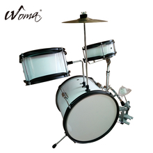 2018 Cheapest 3PCS Junior PVC Drum Set / Children Drum Set