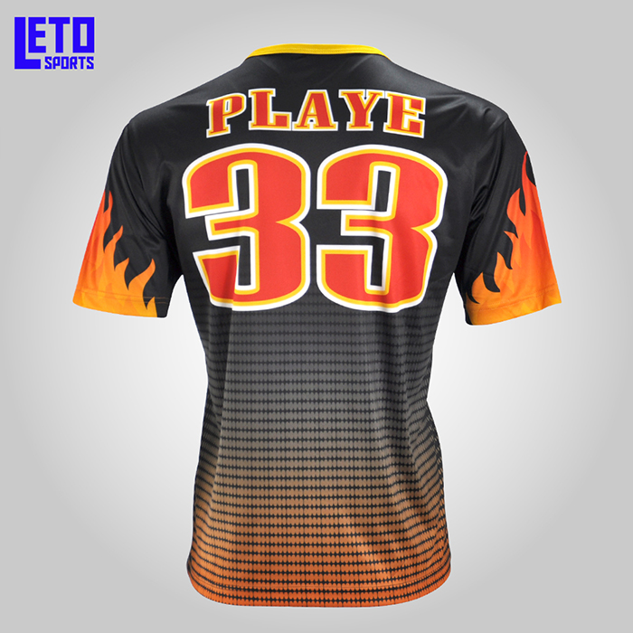 Custom sublimated youth size dri fit t shirts