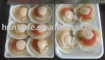 how to cook frozen bay scallops