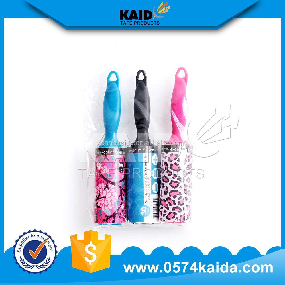 clothes/sofa/beds cleaning sticky lint roller carpet lint rollers