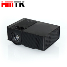 High lumens mini projector multimedia Home theater projectors 3D 1080P led projector