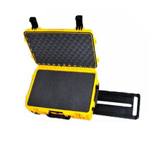 USA military standard IP67 hard plastic professional protective camera case with watertight