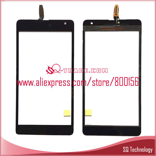 For Nokia Lumia 535 Touch Digitizer Replacement Black