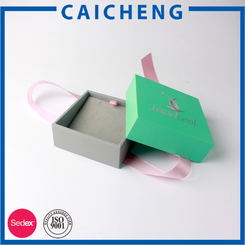 Custom printing cardboard packaging nested ornaments gift box