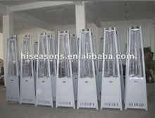 Triangle patio heater for hospital with CE, CSA approval from patio heater supplier