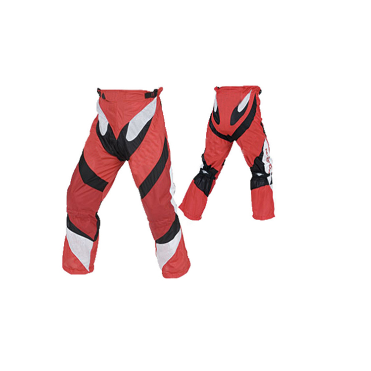 Wholesale Red Hockey Compression Pants Apparel