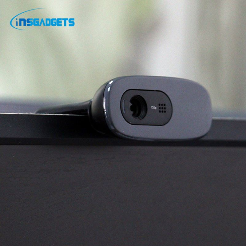 pc web camera ,h0t33 rotatable manually webcam with built-in microphone