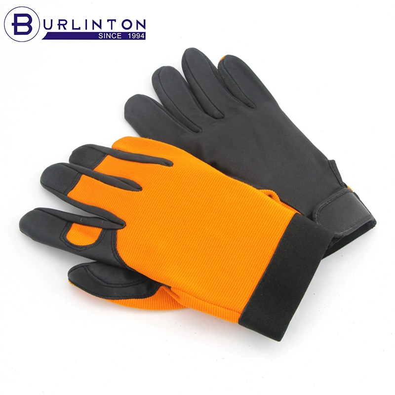 goat skin safety gloves for workers