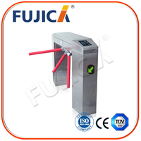 Gym manual tripod turnstile with rfid reader FJC-Z3318A