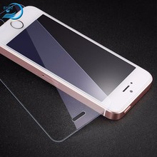 Durable Nano 9H Clear Tempered Glass Screen Protector For Iphone5