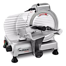 Restaurant Commercial Semi Automatic Electric Frozen Meat Slicer
