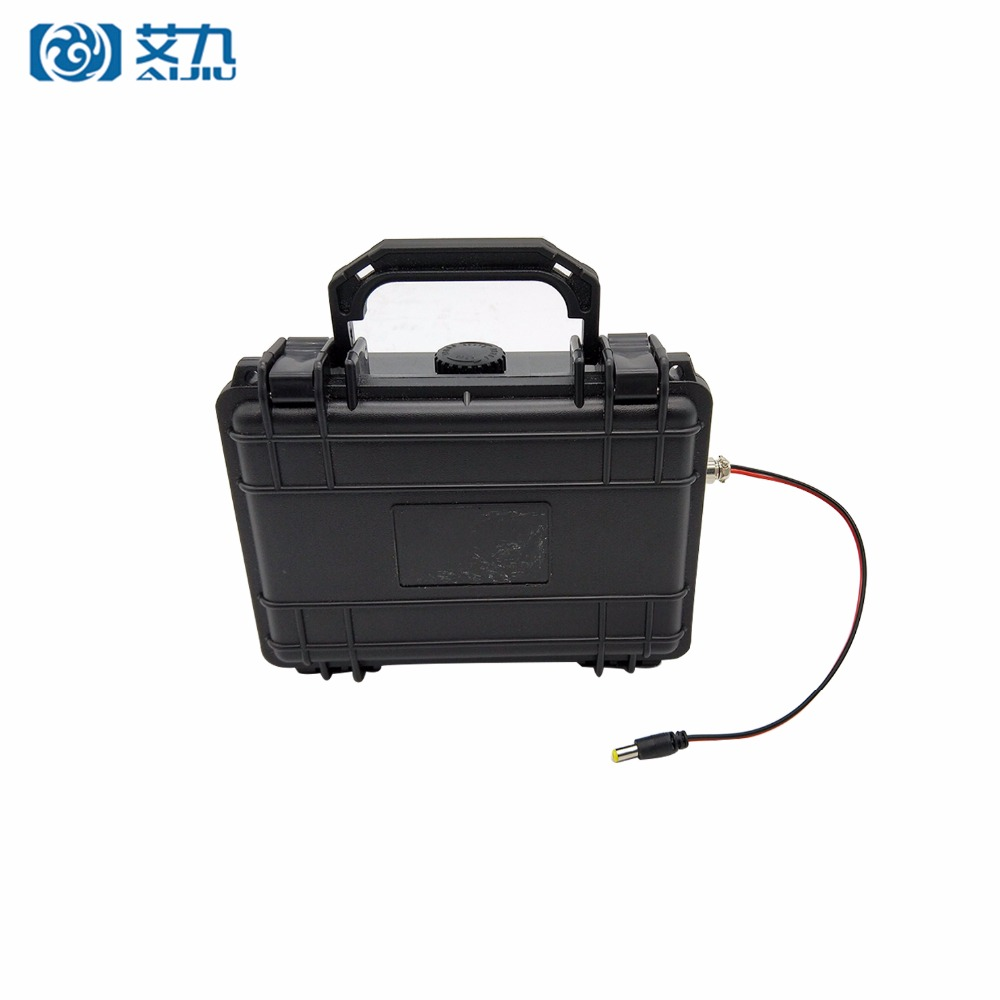 High Quality Rechargeable Li-ion Battery Pack 12V 30AH