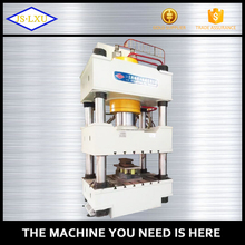 Hydraulic power press machine/aluminum can press machine/press machine license plate