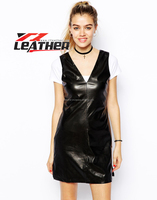 BEST QUALITY CHEAP PRICES leather tube dress shiny