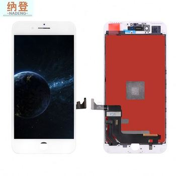 wholesale touch screen for iphone 7 plus lcd + touch screen mobile phone spare parts