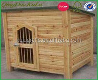 new large high quality wooden dog house for sale