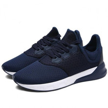 cheelon shoe fashion lace up leisure comfortable breathable sport shoes and sneakers men running