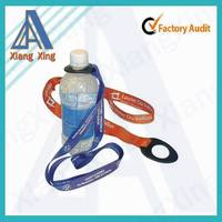 Hot selling 500 ml water bottle lanyard on china market