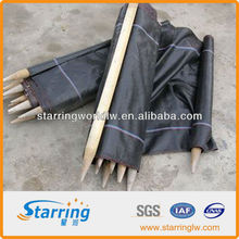 PP Woven Geotextile for Silt Fence