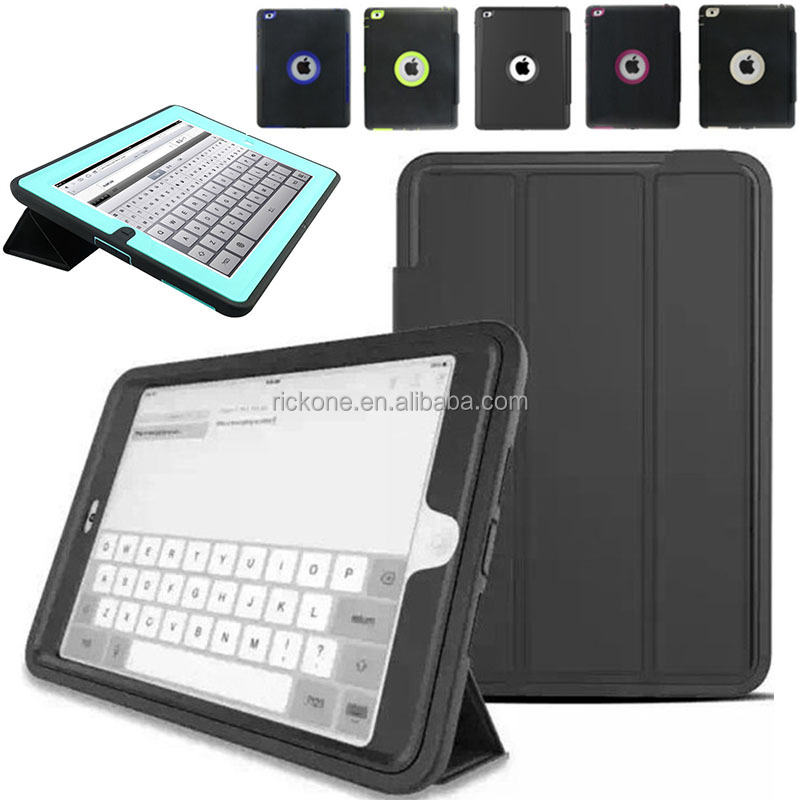 New Style Original Quality Hard Silicone Rubber Case Cover for Apple Ipad 4