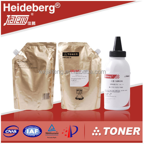 Compatible Hp 12a universal printer toner powder from professional toner manufacturer
