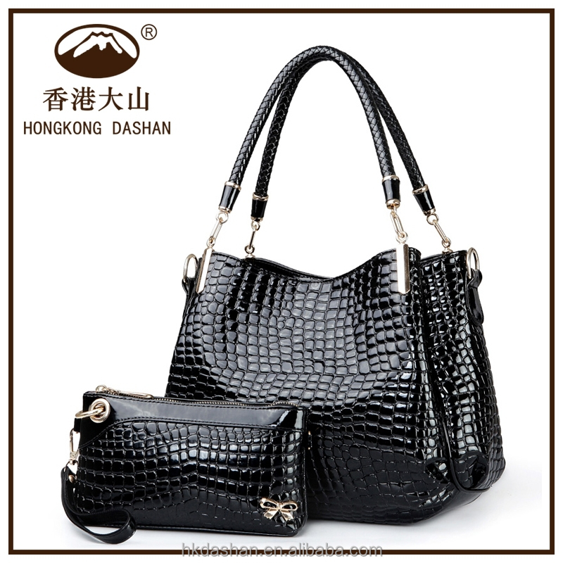 ASN8860 new arrival 2017 ladies handbag sets for stock clearance sale