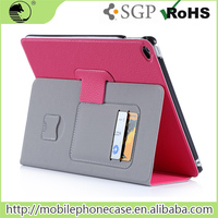 Thin Wallet Flip Design Portable Tablet Cover For Apple iPad Air 2