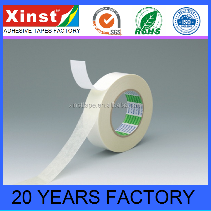Nitto 5000NC 5000ND 5000NS Re-peelable Strong Adhesive Double-coated Tape Using Thick Unwoven Fabric