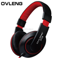 Ovleng X13 3.5 mm plug stereo Headset Headphone