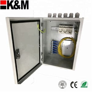 Outdoor Telecom Cabinets Enclosure For Pole