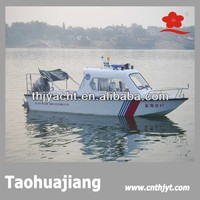THJ638 Fast Passenger Boat For River Sailing