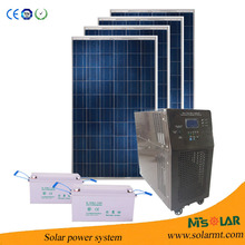Hot Sale High Quality 5KW Generator Solar Energy System