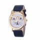 2016 Trendy face lady style cat watch