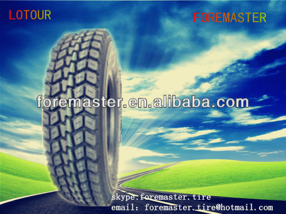 LOTOUR Brand 11r24.5 11r22 5 truck tire