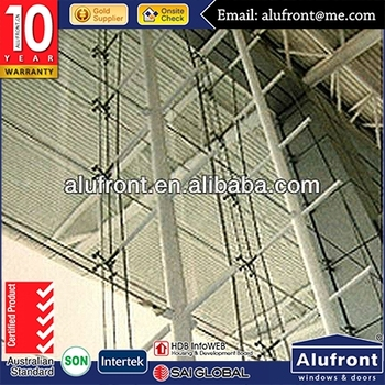 glass spider curtain wall for high rise building