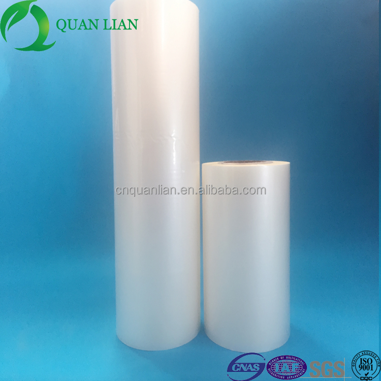 Top quality BOPP +EVA thermal lamination film for printing