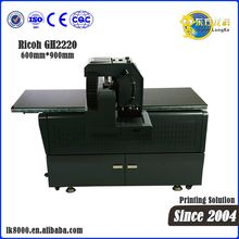 UV Digital Printer Candle Printing Machine LK-6090 Pro Small But High Speed Printer