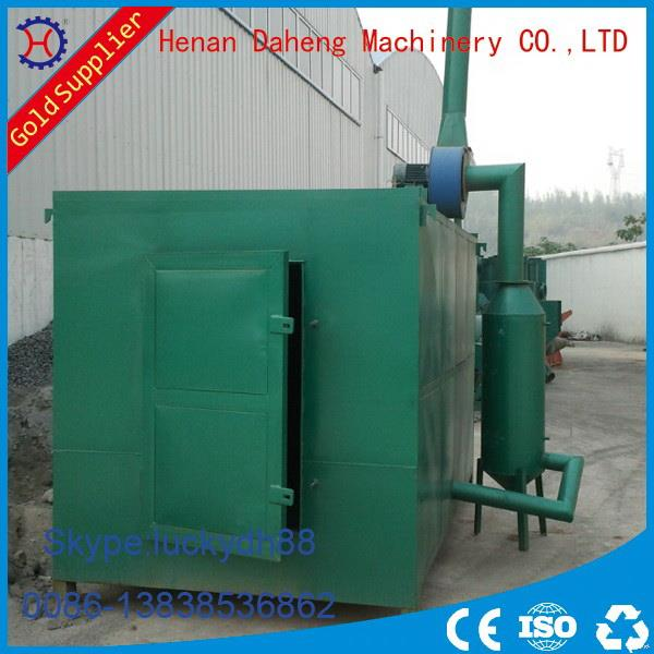 Hot new Supreme Quality biofuel charcoal carbonization furnace