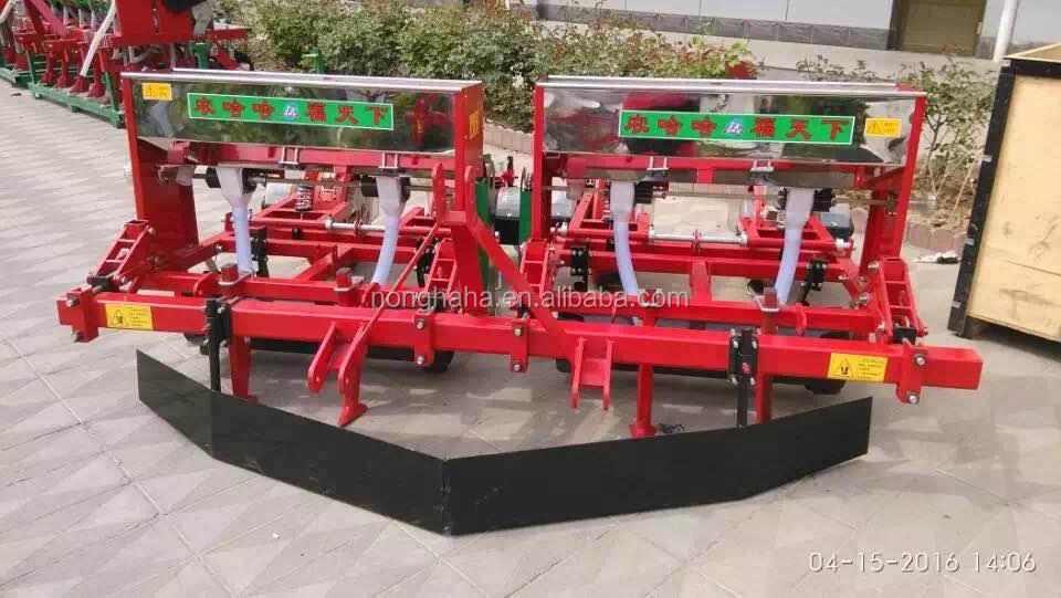 2016 Hot Sale! Mulching Film and Fertilizing Punch Planter