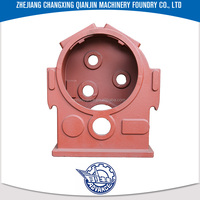Best price China manufacture Grey iron & ductile iron cast HT250 ZL20 constructional transmissions lost foam casting process