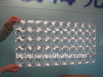 BHPA14-96 plastic fresnel array lens led light lens