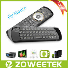 Multifunctional Flying Mouse Infrared Keyboard for Smart TV