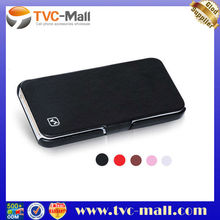 Hot!!! HOCO Phone Case,HOCO Duke Genuine Leather Folder Case For iPhone 5