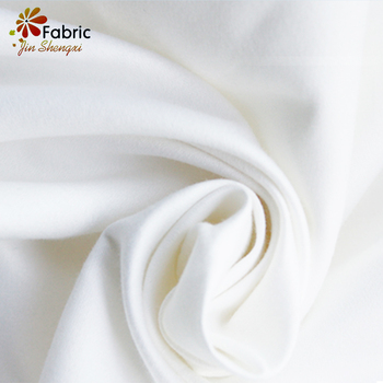 Cheap Plain Quilting White 100% Recycled Polyester Bedding Microfiber Fabric