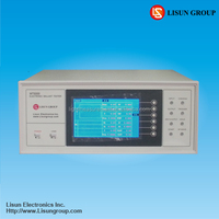WT5000 Electronic Ballast Tester has a super-maximal LCD for displaying waveforms and parameters directly