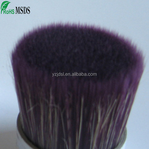 High Pick up Natural Hollow Filament for Paint Brush