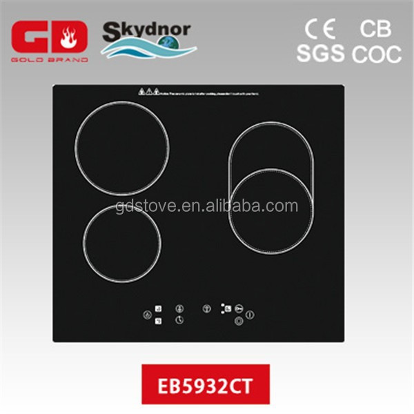 Popular Solid Element Cooktop Electric Cooktops