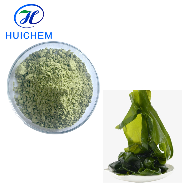 100% Natural Water Soluble 10%-50% Fucoxanthin Laminaria Japonica Extract