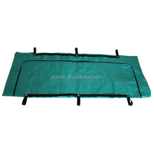 heavy duty Funeral Corpse plastic body Bag with belt handle